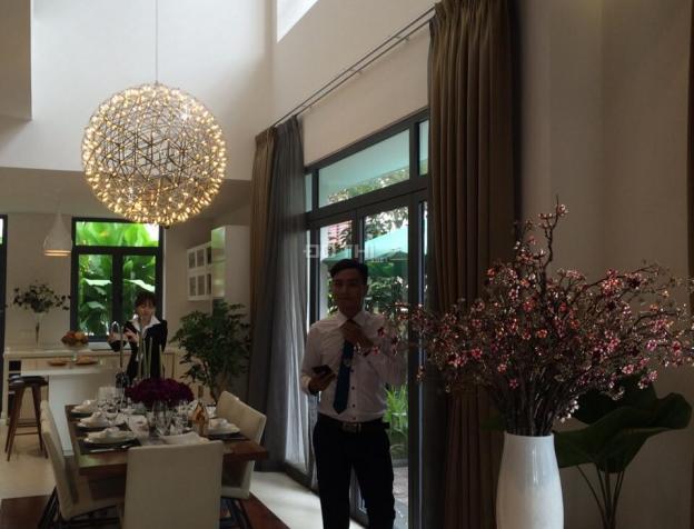 Biệt thự vườn Phố Đông Vilage, mặt tiền Nguyễn Thị Định, giá 5,1 tỷ. LH 0906 844 730 chủ đầu tư SC 6936071