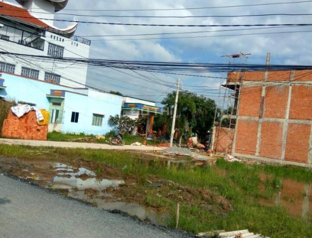Bán đất mặt tiền, lô A2, QL1A gần ngay chợ Bình Chánh, SH riêng, LH 01239980124 7151168