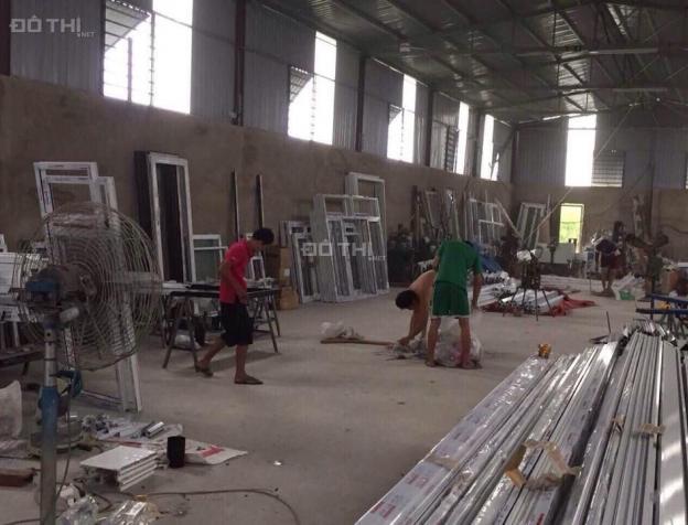 Bán nhà xưởng đang hoạt động, giá rẻ, xe container vô tới xưởng 7176647