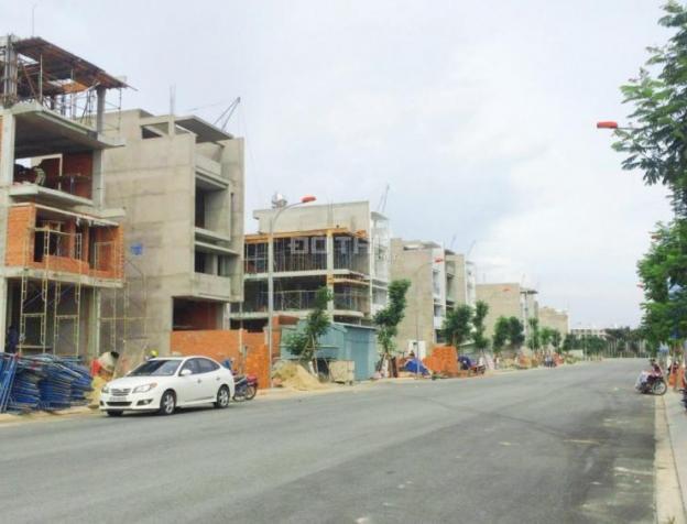 Nhà phố KDC Vạn Phúc Riverside City Thủ Đức đẳng cấp xa hoa nhất phố thị, lh 0902808638 7181391