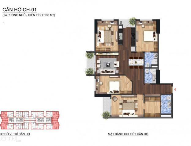 Bán căn hộ Lạc Hồng 2, đẳng cấp trong khu đô thị Ngoại Giao Đoàn, giá gốc chủ đầu tư 7181654