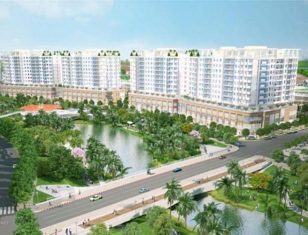 Bán căn hộ dự án Vincity quận 9, giá 700 tr/căn. Vincity đẳng cấp CH Vinhome của VinGroup 7183004