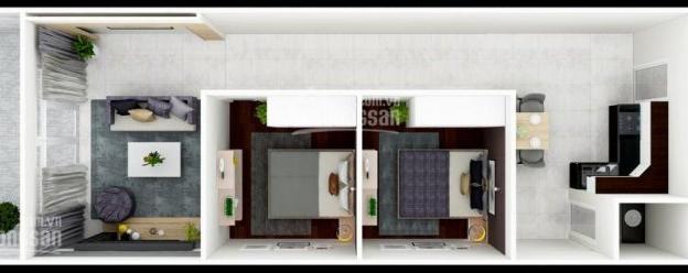 Ngân hàng thanh lý 9 căn nhà cấp 4 mới xây, 72m2, sổ riêng, Tỉnh Lộ 10, Bình Chánh 7137245