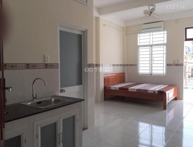 Phòng cho thuê 81/6 Hồ Văn Huê có đủ nội thất, free dịch vụ 7211332