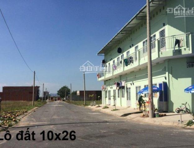 Kẹt tiền bán gấp 2 lô P-56; 57 DT 10x26m = 260m2 trong khu dân cư Tân Đô, giá 489 triệu/lô 7117985