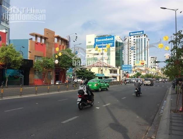 Góc 2 mặt tiền Hồ Biểu Chánh - Nguyễn Văn Trỗi, Phú Nhuận, DTKV 540m2. Giá 51 tỷ 7507063