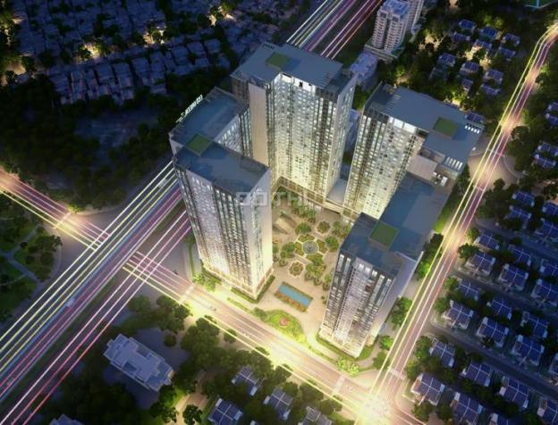 Cho thuê diện tích làm nhà mầm non tại Eco Green - Nguyễn Xiển. LH BQL: 0915.79.8386 7545423