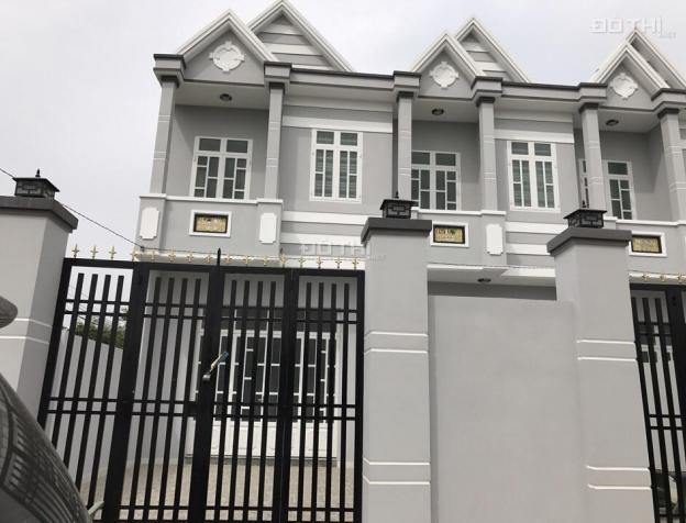 Nhà xây mới 100% 1 trệt, 1 lầu, 460 triệu nhận nhà 3 PN ở ngay, KDC Đại Lâm Phát Residential 7556242