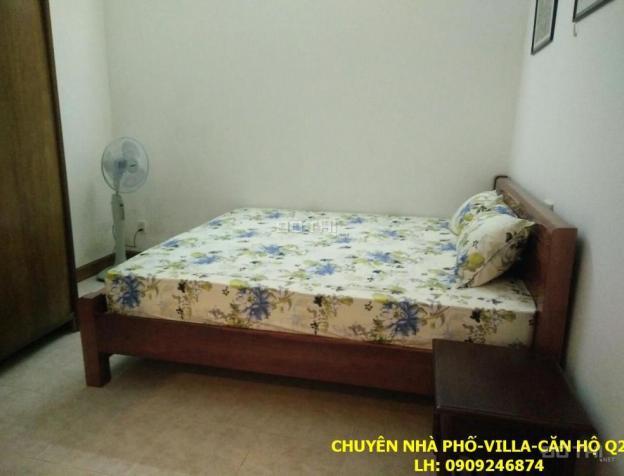 Cho thuê nhà đường 27, Bình An, Q2, trệt 1 lầu, giá 18 tr/tháng. LH 0909246874 7597903