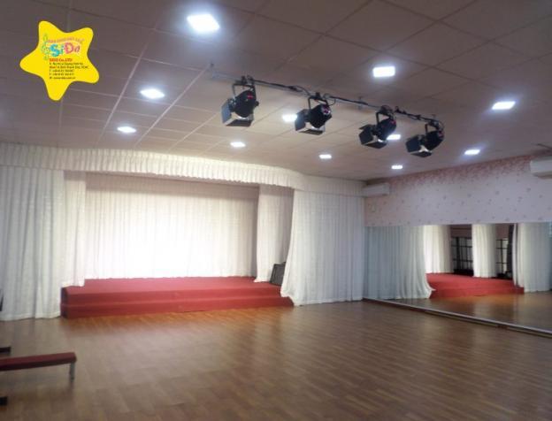 Cho thuê phòng tập nhảy, múa – tập văn nghệ 7830289