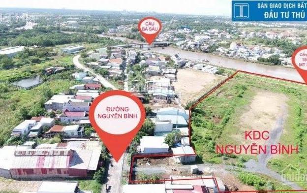 Bán nhà biệt thự, liền kề tại dự án KDC Nguyễn Bình, Nhà Bè, Hồ Chí Minh, DT 80 m2, giá 2 tỷ 7571920