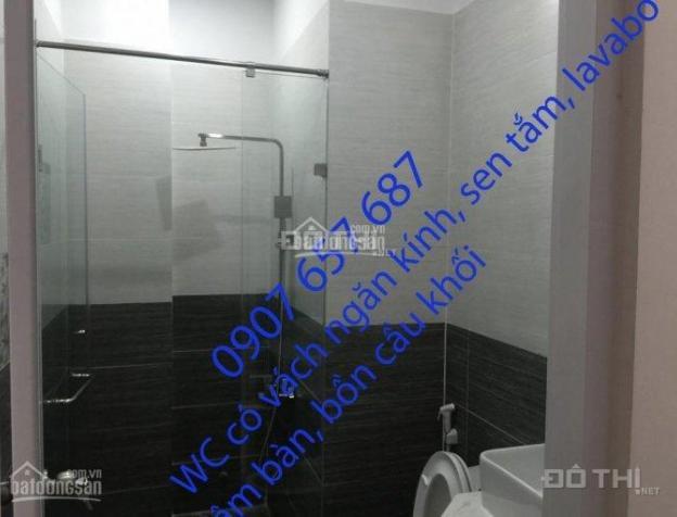 Bán nhà 3 lầu, sổ riêng, KDC Phú Mỹ Q7, DT 280m2, 4 phòng ngủ, phòng thờ, giá 4.9 tỷ 7697491