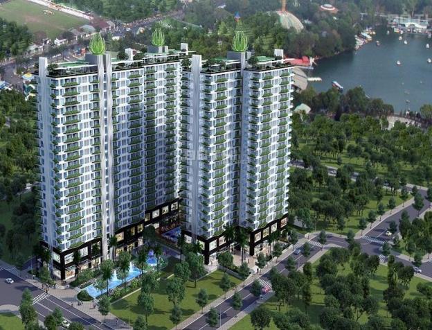 Căn hộ 2 phòng ngủ chỉ 1.39 tỷ chuẩn xanh 3 mặt tiền đường Tân Phú - gọi 090 300 2864 7715035