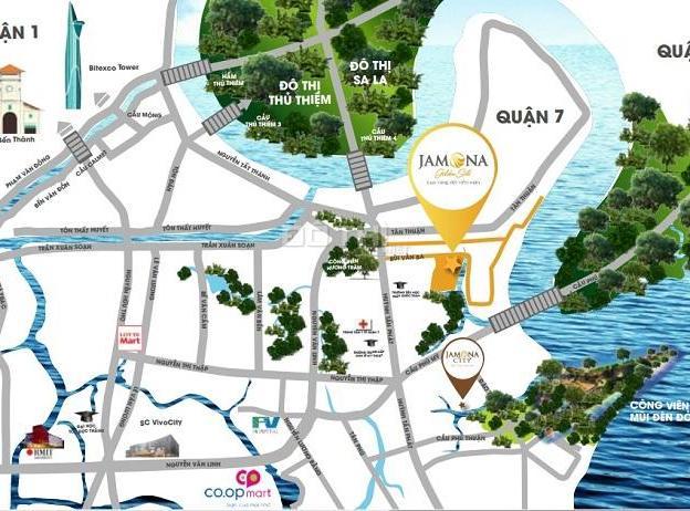 Mở bán CH Jamona Heights Quận 7, khép kín-ven sông-chuẩn Hàn Quốc, TT 20% nhận nhà LH 0902550237 7793978