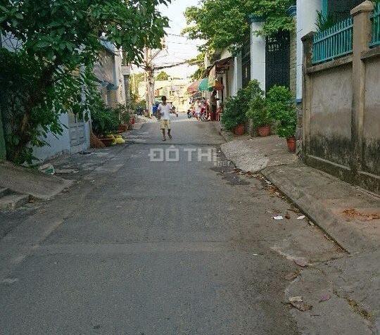 Bán đất Trường Thọ, đường Hồ Văn Tư cạnh chợ Thủ Đức. LH 0938 91 48 78 7797259