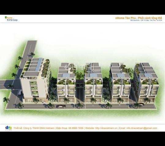 Mở bán nhà phố liền kề Tô Hiệu, Hòa Bình, Tân Phú, gần Đầm Sen, chỉ 2.6 tỷ 7810025