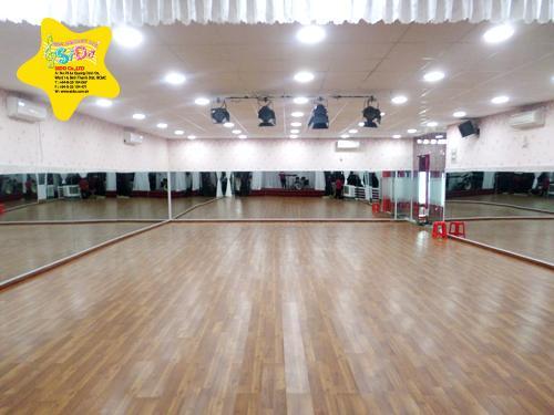Cho thuê phòng tập nhảy- Dạy học- Chất lượng- Giá rẻ 7915736