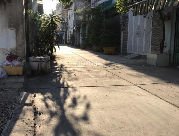 Bán nhà hẻm 6m thông đường Tân Hòa Đông, gần Quận 6 (4m x 22m). 0938335111 7853560