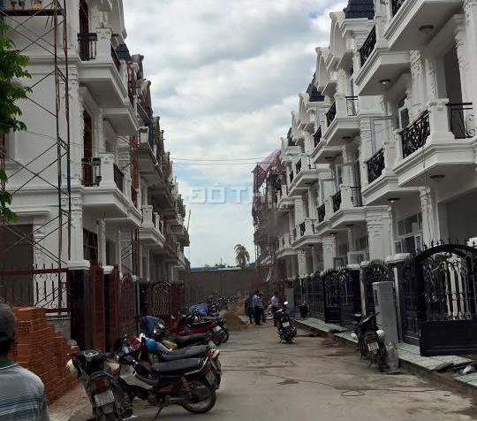 Chỉ một căn duy nhất biệt thự phố 1 trệt 2 lầu cao cấp, giá từ 3,45 tỷ, MT đường Hà Huy Giáp 7865373