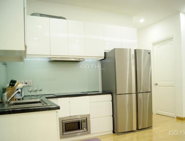 Cho thuê căn hộ cao cấp Khánh Hội 2, gần phố đi bộ Nguyễn Huệ, 2PN, giá 14tr/th 7897871