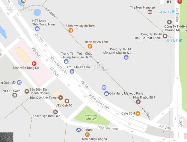 Đắc địa ốc bán gấp nhà mặt phố Kim Hoa, 38,7m2, MT 4m, lô góc, 3,5 tầng, vuông, sổ đỏ, KD đỉnh 7906901