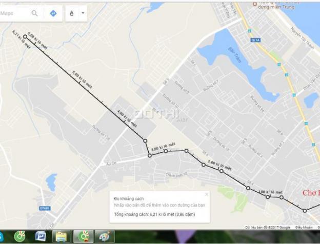 Bán 130m2 đất cách biển Đà Nẵng 5km, cách chợ Hòa Khánh 7km 8284396