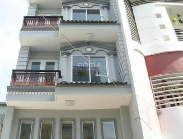 Bán tòa căn hộ dịch vụ đường Trần Quang Khải, Q1, DT 4x24m, mới 100%, NTCC, giá 23 tỷ 8329882
