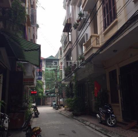 Bán nhà phân lô Trần Quốc Hoàn 40m x 4 tầng, giá 6.4 tỷ. 0976001488 8707351