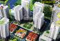 Bán sàn thương mại văn phòng tầng 2, 3 chung cư Học Viện Quốc Phòng khu Hoàng Quốc Việt, giá từ 18tr/m2
