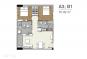 Bán chung cư tại Florita, Q.7, TP.HCM. 0936449799