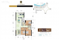 Bán gấp chung cư 3 phòng ngủ Hoàng Anh Thanh Bình giá 2.75 tỷ (Bao hết giấy tờ)