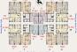 CC bán lỗ 300tr! chung cư HD Mon City, 1608 (86m2) và 1812 (61,56m2) giá 26tr/m2, 0944 042 180