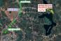 Còn 2 lô cuối (2 và 3) đất Bảo Lộc view hồ Lộc Thanh, DT trên 700m2, giá 1 tỷ 2