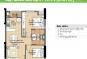Bán chung cư Era Town, Quận  7, 67m2, 2 phòng ngủ, giá 1.6 tỷ, liên hệ 0972.777.333