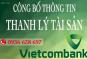 (Thông tin) Vietcombank hỗ trợ thanh lý: 28 lô đất KV TP. HCM, tặng sổ tiết kiệm 100 tr, 0936638697