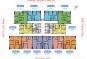 Chính chủ bán chung cư Smile Building Định Công, 909: 76,8m2 & 1606: 95m2, giá 23tr/m2. 0971.085.383