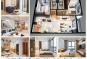 Bán căn 43m2 căn hộ Bcons Garden 2 phòng ngủ, giá full 1,069 tỷ trả trước 330tr sở hữu ngay