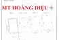 Bán nhà 2 MT 3 tầng Hoàng Diệu, Đà Nẵng