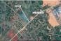 Bán 128.4m2 đất mặt DH5 ra đường 35 500m, sau khu đô thị 35, giá 1,1 tỷ