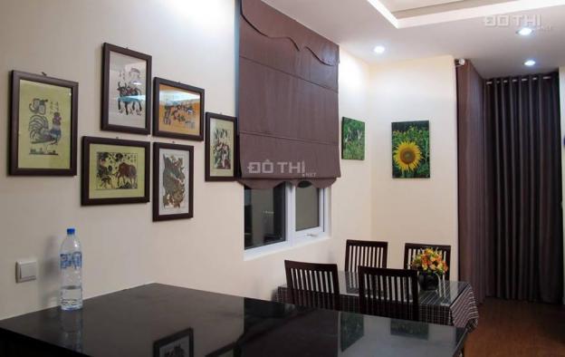 Cho thuê CHCC Trung Yên Plaza tầng 19, 112m2, 2PN, nội thất đẹp, 13 triệu/tháng. LHTT: 0896651862 5581051