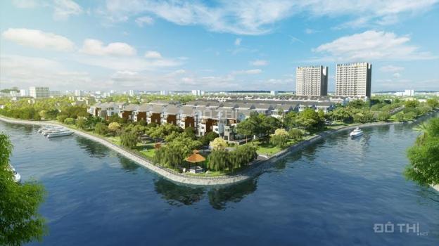 Nhà phố ven sông nằm trong khu dự án cao cấp Jamona Golden Silk. 0906600027 6066044