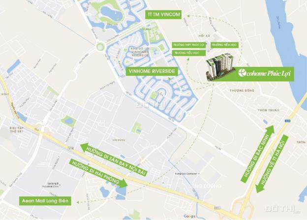 Ecohome Phúc Lợi ra thêm 5 sàn mới, chỉ 200tr có ngay căn hộ 2PN gần Vinhome 6892600