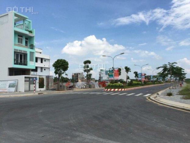 Bán đất giá rẻ Bình Chánh, diện tích 100m2, giá 268 Tr/nền 7938760