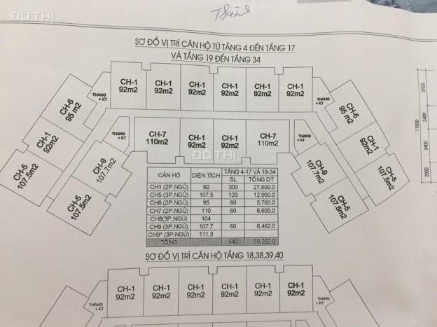 Bán suất chung cư IA20 Ciputra giá 16.6 tr/m2 - Mua trực tiếp chủ đầu tư chênh 60tr 8251294