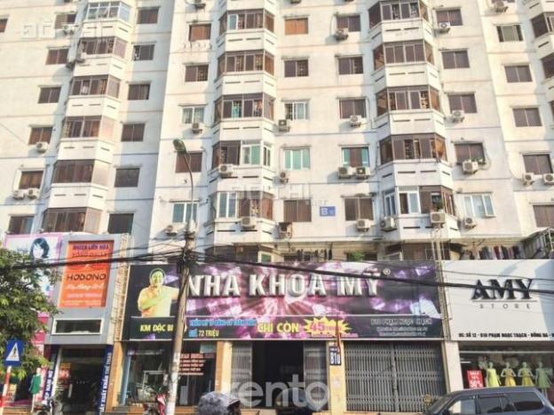 Cần bán căn hộ B10 Kim Liên, Phạm Ngọc Thạch, giá 28.5 triệu/m2. LH 0964.395.392 8342749