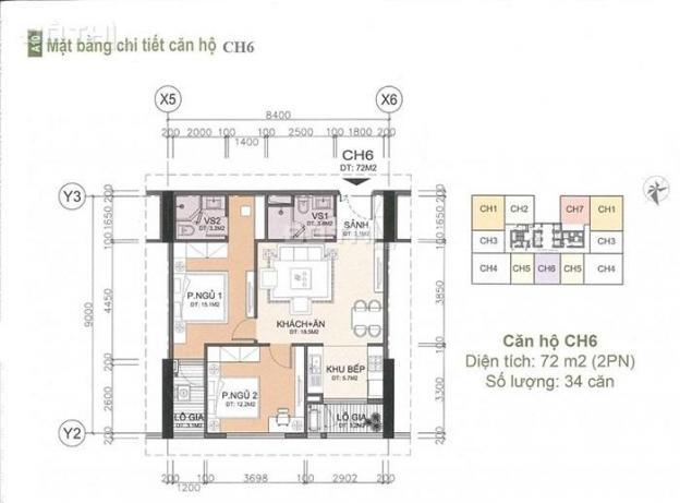 Tôi có căn ngoại giao 06, 72m2 tòa chung cư A10 Nam Trung Yên, liên hệ chính chủ 9792223