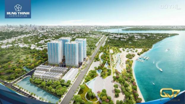 Dự án Khải Vy Quận 7 chính thức mở bán, với tên thương mại Q7 Saigon Riverside Complex 10516749