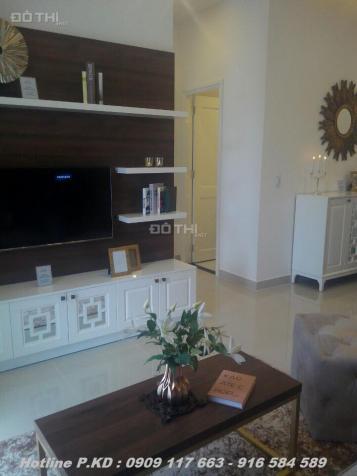 Bán căn hộ CC tại dự án Sài Gòn Mia, view mặt tiền 9A, căn góc giá 3 tỷ 7, TT 68% 9163403
