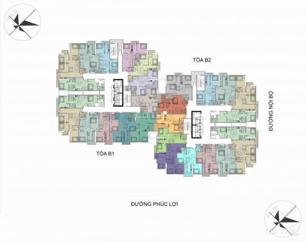Chung cư giá rẻ Long Biên, căn hộ 48m2 giá chỉ 17,5tr/m2 (VAT + NT), LH ngay: 098.660.3136 11174226