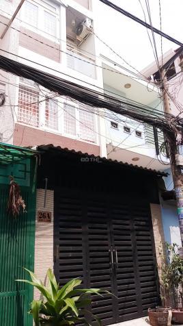 Bán nhà mặt tiền Ba Vân, Phường 14, Tân Bình, 4x10m, đúc 4 tấm, tiện kinh doanh. Tel 0903731939 11406744